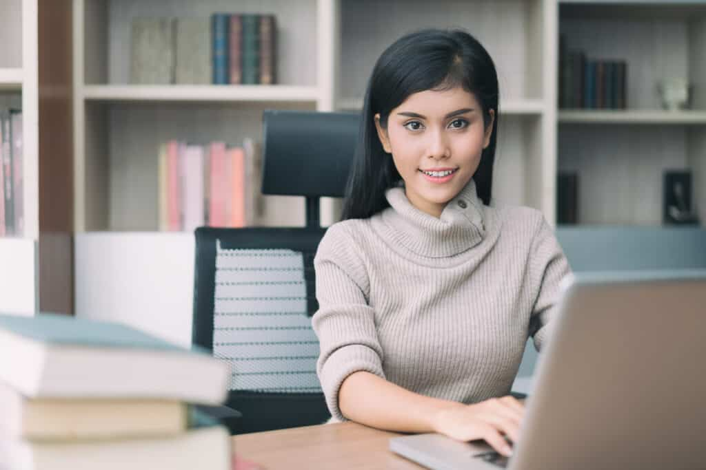 Online learning student